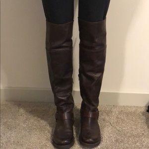 Frye Veronica over the knee boot